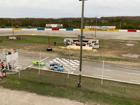 Del's 1st Race May 11, 2019 FTS